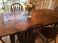 Image result for yellow pine tabletops planked