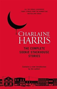 """""""The Complete Sookie Stackhouse Stories"""" by Charlaine Harris"""