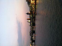Views from St Paul Bridge,London .