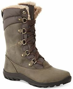 Timberland Women s Mount Hope Snow Boots - Winter  amp  Rain Boots - Shoes  - Macy s e2db48f86ae8d