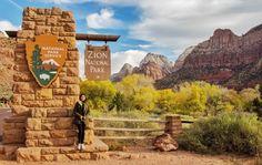 Zion National Park travel guide - The Vagabond Wayfarer
