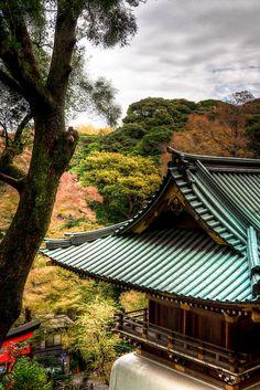 Enoshima, Japan #OrientArt #China #Japan #OrientalArt #OrientCustom