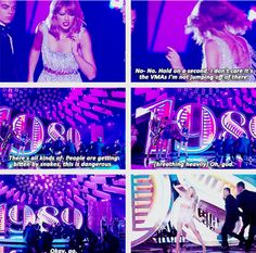 Taylor Swift is so cute!! So funny!!