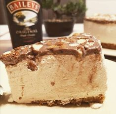 Baileys sajttorta sütés nélkül Baileys, Vanilla Cake, Tiramisu, Cheesecake, Sweets, Ethnic Recipes, Food, Cupcake, Cakes