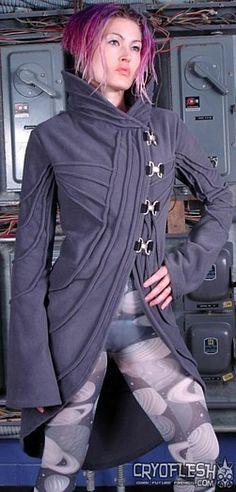Phazor Jacket Grey $129