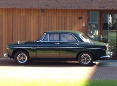 1973 Rover 3.5 Litre Saloon P5B in Arden Green