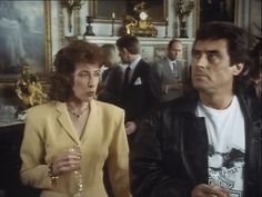 """Lady Jane to Lovejoy: """"I have to warn you - they're absolute prunes this lot."""""""
