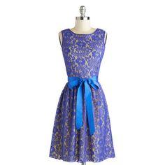 Looking Like a Million Dress in Blue Iris   Mod Re ($79.99)