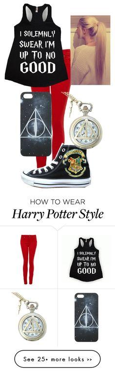 """""""Harry Potter"""" by jadahammond on Polyvore"""