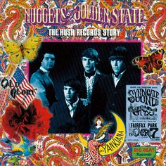 ☆ Nuggets From The Golden State - The Hush Records Story