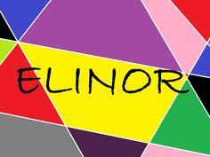 Herkunft & Bedeutung Der traumhaft schöne Frauenname Elinor ist eine…