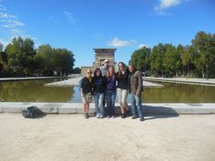 9.26.12-last day in Madrid.  Michel was taking us to some pretty awesome parks!