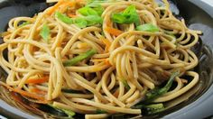 A spicy, Thai-inspired soba noodle treat that's great for picnics and barbecues. For a Japanese-inspired version, omit the pepper flakes, peanuts, and cilantro; and add toasted sesame seeds.