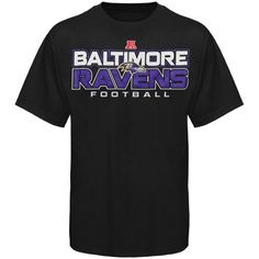 Baltimore Ravens All Time Great IV T-Shirt by Majestic Majestic. $23.99