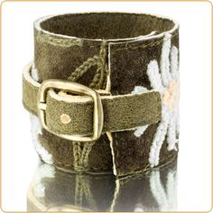 edelweiss cuff