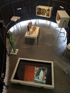"""Lina Bo Bardi: Together"", Daz, view of the exhibition. Photo © Ioana Marinescu"