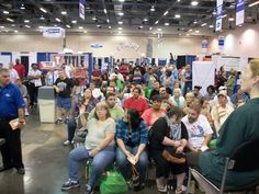 We had a great crowd come out to see all of the great events at the 10TV Health and Fitness Expo. Thanks to everyone that came out!