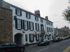 Schooner hotel - Alnmouth, England.  The site of literally 3,000 reports of ghostly phenomenon over the years.