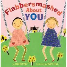 Book: Flabbersmashed About You  - the theme is about being friends with more than one person