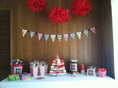 Movie themed bday party :)