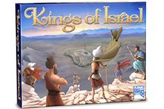Kings of Israel Board Game Funhill Games