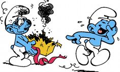 Images of Smurfette, Brainy, Jokey and Gargamel from The Smurfs television show. Character Drawing, Comic Character, Saturday Morning Cartoons 80s, Smurfette, Bullen, Blue Magic, Cartoon Characters, Fictional Characters, April Fools