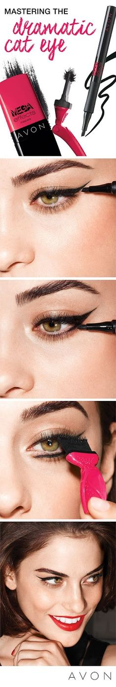 How to: Master the Dramatic Cat Eye