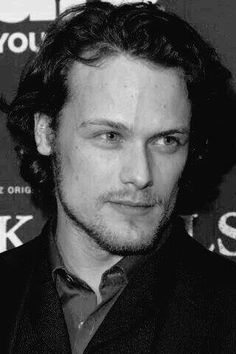 Wouldn't you just love to have Sam look at you this way? I certainly would!