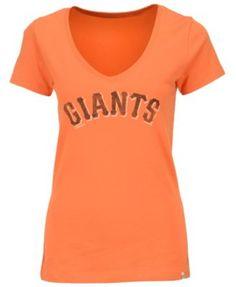 '47 Brand Women's San Francisco Giants Flanker T-Shirt