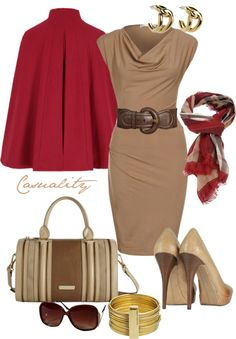 """""""Burberry & MK"""" by casuality on Polyvore"""