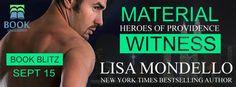 Blog Tour: Material Witness by Lisa Mondello http://thepenmuse.net/material-witness-by-lisa-mondello/?utm_campaign=coschedule&utm_source=pinterest&utm_medium=Denise%20Alicea&utm_content=Blog%20Tour%3A%20Material%20Witness%20by%20Lisa%20Mondello