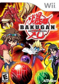 Bakugan Battle Brawlers WII [PAL] [Español] [MEGA]
