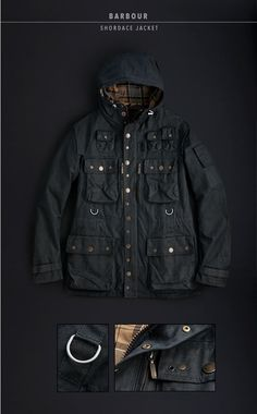 Barbour Shordace