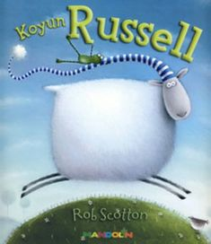 Russell the Sheep Board Book Rob Scotton 0061709964 9780061709968 This is Russell. Sometimes Russell is just a little bit out of step with the rest of the flock. All the sheep are falling asleep -- except Russell. Whats a sheep to Best Children Books, Childrens Books, Kid Books, Story Books, Baby Books, Leo Lionni, Splat Le Chat, Children's Book Characters, Sheep Crafts