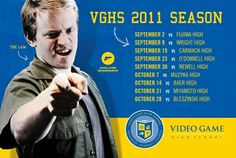 Vghs. The L.A.W.