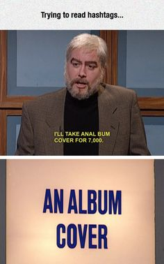 """This is one of my favorite """"Celebrity Jeopardy"""" parodies on SNL. Also, this is VERY true."""