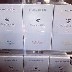 Attention boys and girls we are getting new flavors for My. VON ERL. They are moving fast #vonerl #ejuice #eliquid #liquid #dampfen #vaping #vape #vapeon #vapedaily #vapestagram #instavape #instavaperz #vapeart #picoftheday #vapelife #vapelifestyle #vapepics #enjoynature #vapenation #vapefam #vapeforlife #ilovevaping #cloudchaser #handcheck #naturephotography #enjoylife #ecig @von_erl @nextgen_vapeshop