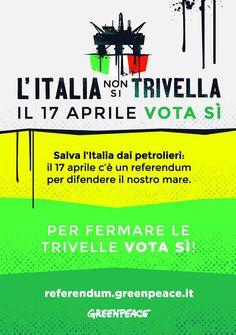 #Referendum #17Aprile