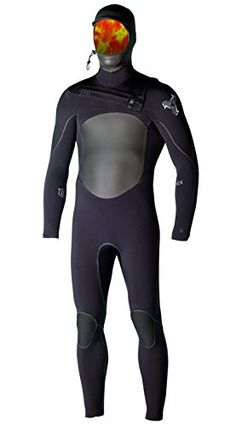 5d126e17ec Xcel Drylock Hooded 5 4 Wetsuit. Xcel s most advanced fullsuit with all new  TDC Thermo Dry Celliant. Faster Drying   lighter in and out of the water.