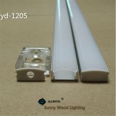 31.41$  Watch now - http://ali90d.shopchina.info/go.php?t=32711997902 - 5-15set/lot 12mm strip  led aluminium profile for led bar light, led  aluminum channel,  aluminum housing Sunny Wood YD-1205 31.41$ #shopstyle