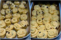 Chinois - francouzský máslový koláč Cereal, Stuffed Mushrooms, Food And Drink, Cookies, Vegetables, Drinks, Breakfast, Desserts, Blog