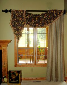 Dining Room Valance Ideas | Home Decoration Club | Valances | Pinterest | Valance  Ideas, Valance And Dining Room Windows
