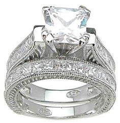 Trendy Not Expensive Engagement Rings