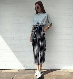 Pantacourt Listrada | Calça Feminina Sem Marca Nunca Usado 26512617 | enjoei :p