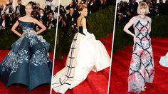 Met Gala 2014: See Every Dramatic Look from the Red Carpet! | StyleCaster
