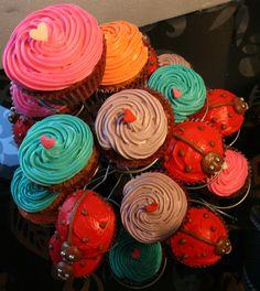 Paradise Cupcakes !