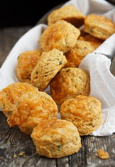 Chipotle and Cheddar Buttermilk Biscuits (uses chipotle chile powder, buttermilk)