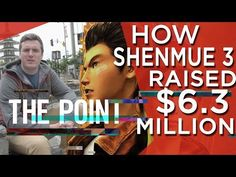How Did Shenmue 3 Raise $6.3 Million? (Video) - http://www.trillmatic.com/shenmue-3-raise-6-3-million-video/ - Watch from a video provided by GameSpot on how Shenmue 3 raised $6.3 Million from Kickstarter.  #Shenmue #Kickstarter #Shenmue3 #PS4 #PlayStation4 #Sony #Gaming #Trillmatic #TrillTimes