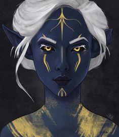 Art drawings of people fantasy elves 57 Super ideas Fantasy Art Warrior, Elves Fantasy, Fantasy Races, Fantasy Fairies, Dark Fantasy, Elf Characters, Fantasy Characters, Fantasy Inspiration, Character Design Inspiration