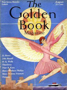 """The Golden Book""    literary magazine"